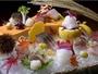 月替わり献立 日本料理懐石 御造りイメージ
