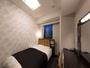 ■シングルルーム(広さ11平米/ベッド幅142cm×1台)