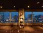 日本新三大夜景に選出された札幌夜景をラウンジから一望。中心部にいながら開放的なリラックスタイムを。
