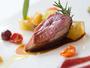 美味しい肉料理が楽しめるディナー