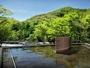 【渓流露天風呂】すぐそばを流れる奥入瀬渓流を望む、絶景露天風呂。至福のひとときお過ごしください