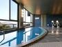 【大浴場】全体図:内湯は「光明石温泉」という人工温泉です。