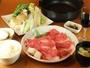 ■夕食:とろける食感日本四大和牛!米沢牛すき焼きコースより