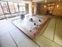 鬼怒川温泉唯一の畳風呂!