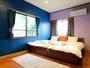 *[客室一例]「モロッコの夕陽」がテーマのお部屋はオリエンタルな雰囲気が素敵。