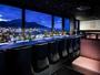 【エステラード】最上階の夜景バーでは煌く函館山を一望できます