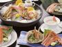 富山の冬の味覚蟹や鰤を存分に楽しむ、「贅沢!食べ比べプラン」もご用意しております。