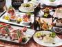 富山県の山海の幸をふんだんに使用し「季節の創作和食」