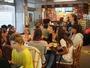 世界中の旅人が集うロビーで外国人と交流!