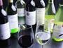 信州のおいしいワイン♪料理長自慢の料理との相性も抜群です!