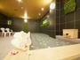 大きい浴槽にジェットバス、極上の入浴をお楽しみ下さい。