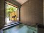 久美浜湾を眺めながら源泉100%の温泉をお楽しみください。