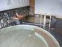 「子宝の湯」1つは温泉、もう1つは沸かし湯です。