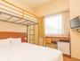 ◆スタンダードダブル+ロフトベッド◆ 14平米【ベッド幅160cm×1 ロフトベッド幅90cm×1】