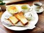 無料のワンプレート朝食