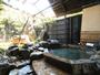 トロトロの泉質 露天風呂