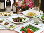 和欧織り交ぜられたバラエティー豊かなディナーは旬とアイディアが詰まっています。