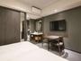 【デラックスツイン】 24平米・ベッド幅110cm×2台・全室禁煙