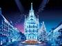 【冬の光の王国】期間:10/5-5/6新スポット!白銀の世界「Wishes Wonderland」