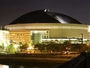 ヤフオクドーム:ソフトバンクホークスの試合やコンサートなど開催される