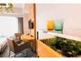プレミアムグリーン(イメージ)ミニバーに緑化を取り入れた斬新なデザイン