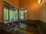 離れ/専用家族風呂 竹林をご覧になりながらご入浴いただけます