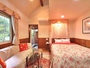 【別館グランテラス303号室】ファブリックが可愛い人気のお部屋。