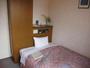 客室 12平米 ベットサイズ 190×105cm