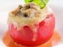 トマト丸ごとオーブン焼き
