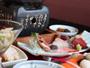 *【ご夕食 一例】-北海道のこだわりの食材を使って一品一品真心こめてお作り致します-