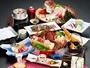 夕食一例 『岬-みさき-』