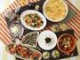 アジアン料理が登場!シェフ自慢のスパイシーメニューをご賞味ください。