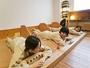 ■女性専用エリア『癒らり』女性専用岩盤浴/女性の宿泊者は無料にて利用できます♪