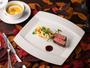 箱根ホテル自慢のフランス料理。9-11月は秋のメニューをご用意しております。