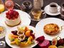 朝食料理一例(パティシエ特製スイーツ)
