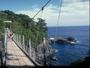 伊豆高原のシンボル【城ヶ先の吊り橋】まで車で7分