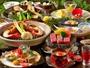 【夕食一例】季節の創作和会席。旬の素材、地場食材を生かした献立は、どれも料理長の自信作!