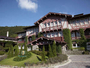 自然と歴史の幸せな出逢いに満ちた洋風建築のクラシックホテル