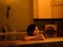 【瞑想の湯】炭酸泉でお肌もスベスベになります。