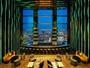 【Sky Gallery Lounge Levita】刻一刻と姿を変える万華鏡のような景色が広がります。