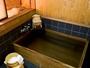 檜のお風呂。貸切無料OK