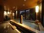 天然温泉大浴場『吉野桜の湯』は夜通しご利用頂けます。