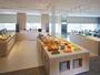 17階スカイレストラン「エトワール」朝食バイキング