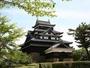 【松江城】当館より徒歩約20分です♪