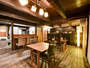 *夜は日本酒バーも営業中。三重の地酒も多数ございます。