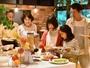 【人気の朝食ブッフェ】沢山のお料理に お子様のワクワクも止まりません( *´艸`)