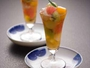 魚介とフルーツの酢物