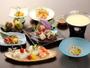 お米は「新潟こしいぶき」野菜は近郊の三島野菜を中心に仕入れています