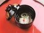 【夏の会席料理/一例】お吸い物 ※お献立は月替わりになります