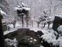 360℃パノラマの雪景色のお風呂♪夜は満天の星空が!